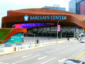 Brooklyn i New York - Barclays Center