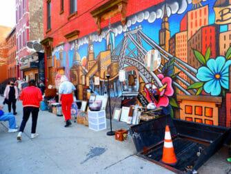 Brooklyn i New York - Gade