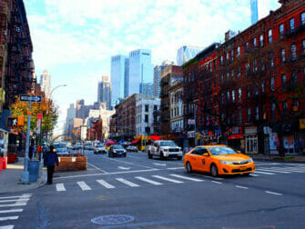 Hell's Kitchen i New York - Kvarter