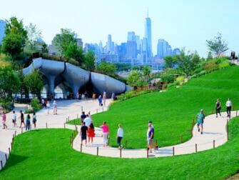 Little Island i New York - Oase