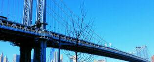 Manhattan Bridge i New York