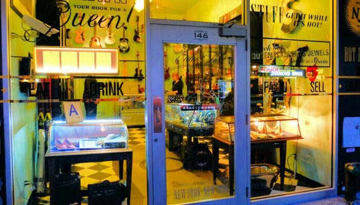 Nattelivet i Uptown og Downtown New York Beauty Essex