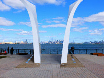 Staten Island i New York - Memorial