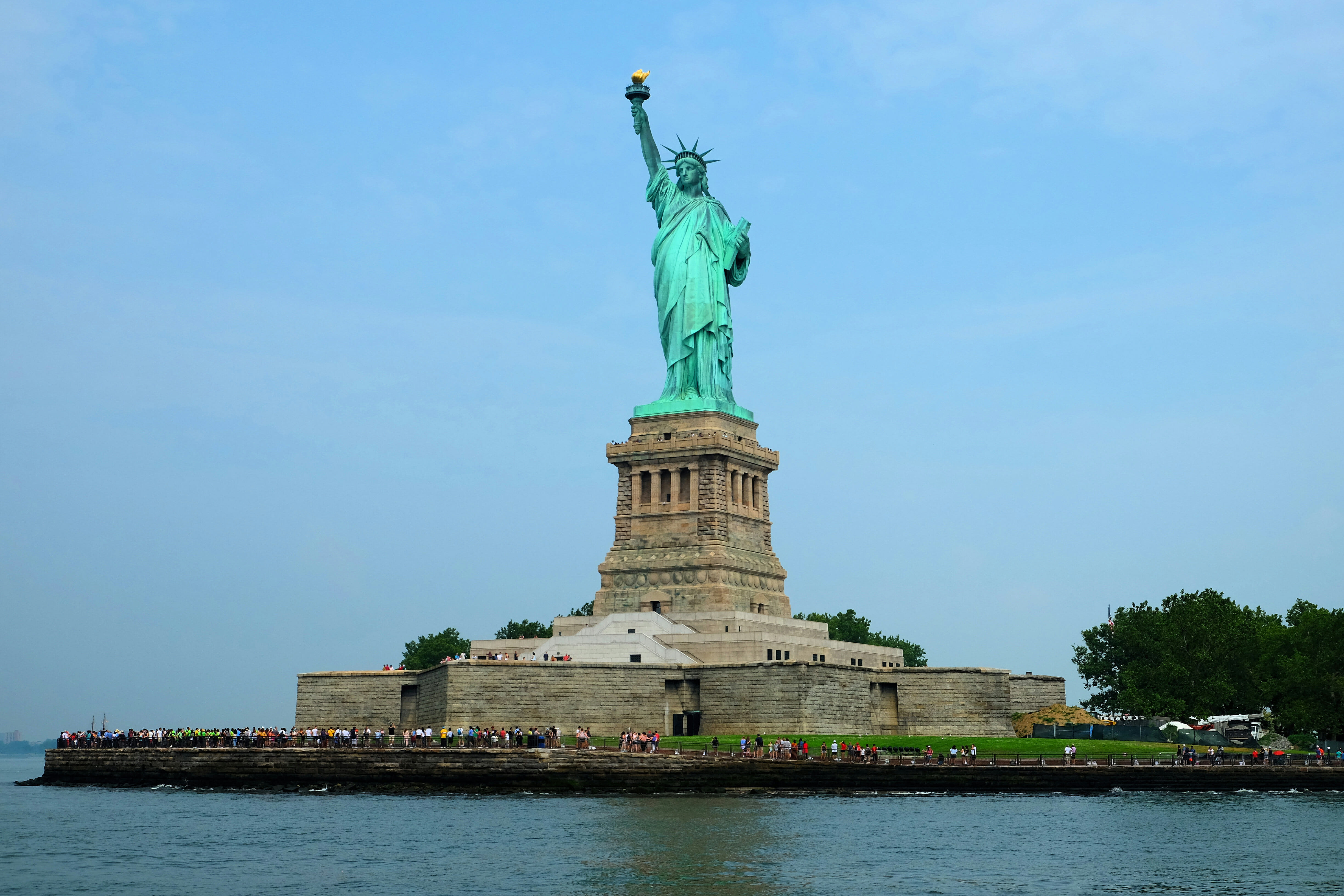 Statue of Liberty High Quality Wallpaper