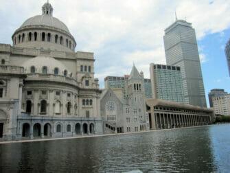 Boston rabatkort til attraktioner - Bygninger