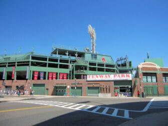 Boston rabatkort til attraktioner - Fenway Park
