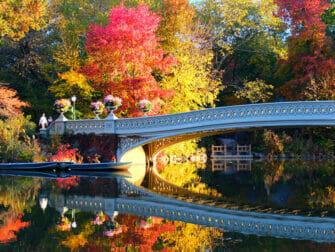 Filmlokationer i New York - Avengers Central Park
