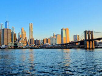 Filmlokationer i New York - Brooklyn Bridge