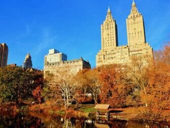 Filmlokationer i New York - Central Park