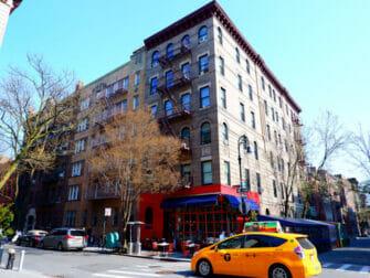 Filmlokationer i New York - Friends