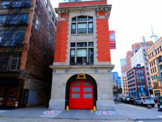 Filmlokationer i New York - Ghostbusters