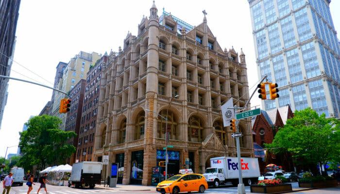 Fotografiska i New York New York - Placering på Park Avenue