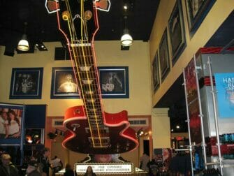 Temarestauranter i New York - Hard Rock Cafe