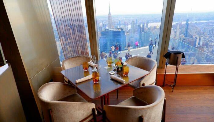 Frokost i New York - Peak