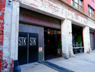 Bedste steakhouse i New York - Mad på STK