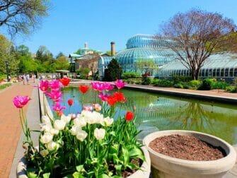 Botanical Gardens i New York - Brooklyn Botanical Garden