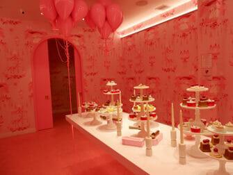 Museum of Ice Cream i New York - High Tea