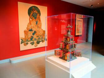 Rubin Museum of Art i New York - Kunst