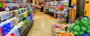Supermarkeder i New York