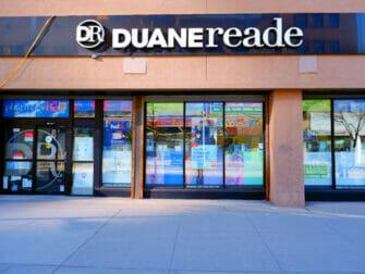 Supermarkeder i New York - Duane Reade