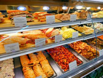 Supermarkeder i New York - Udvalg i Whole Foods