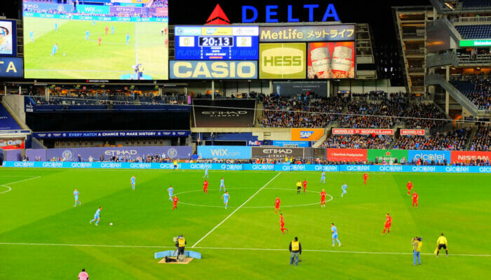 MLS fodbold i New York
