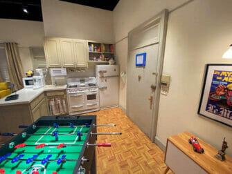 The FRIENDS Experience i New York - Chandler og Joeys lejlighed