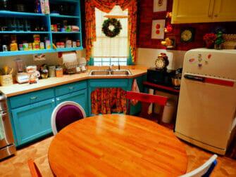The FRIENDS Experience i New York - Monicas køkken