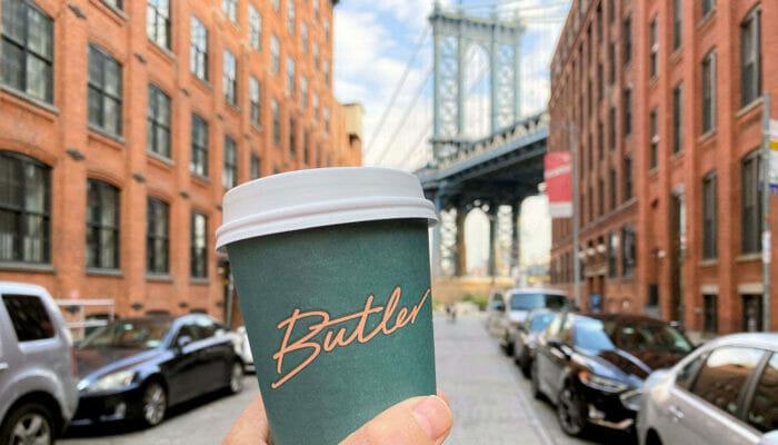 Kaffe fra Butler