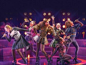 SIX Broadway billetter - Ensemble
