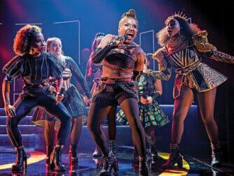 SIX Broadway billetter - Sang