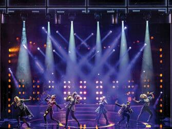 SIX Broadway billetter - Scenen
