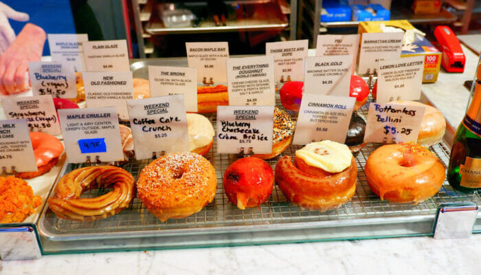 Bedste donuts i New York - The Doughnut Project