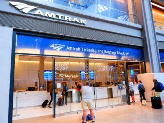 Amtrak New York - Station