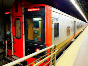 Metro North Railroad i New York
