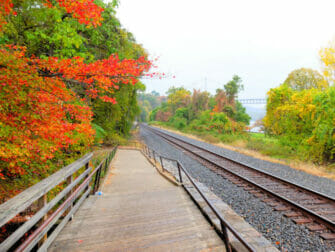 Metro North Railroad i New York - Upstate