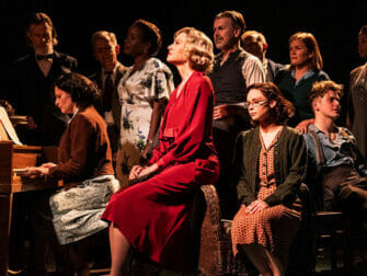 The Girl from the North Country Broadway billetter - Ensemble